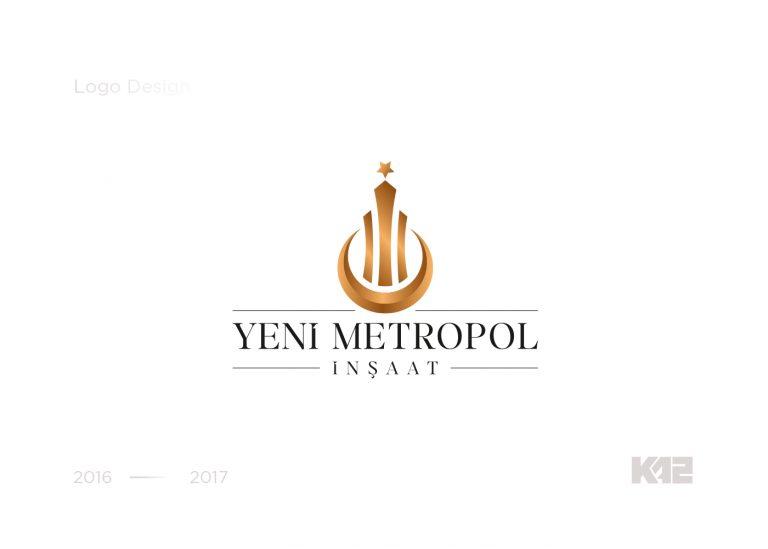 Yeni Metropol İnşaat Logo