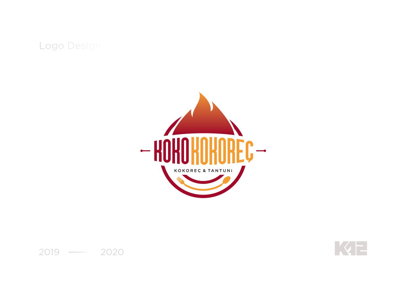 Koko Kokoreç Logo