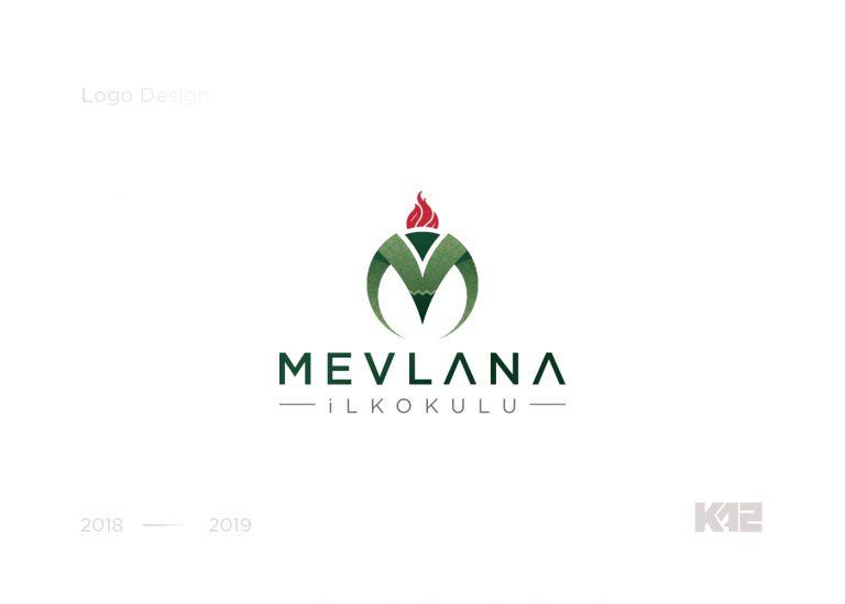 Mevlana İlkokulu Logo